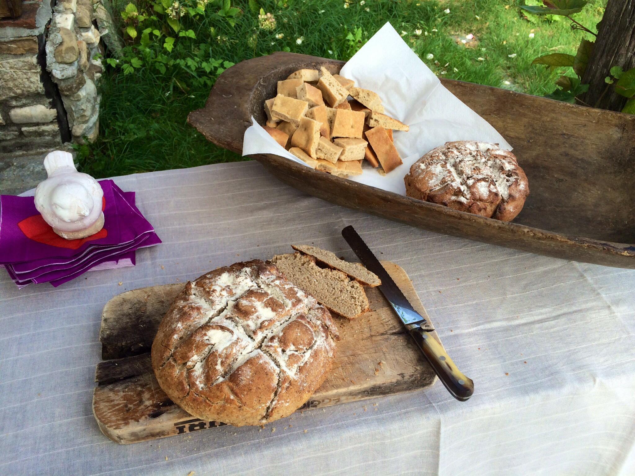 Corso cucina pane a lievitazione naturale e farine alternative - Corsi cucina piacenza ...