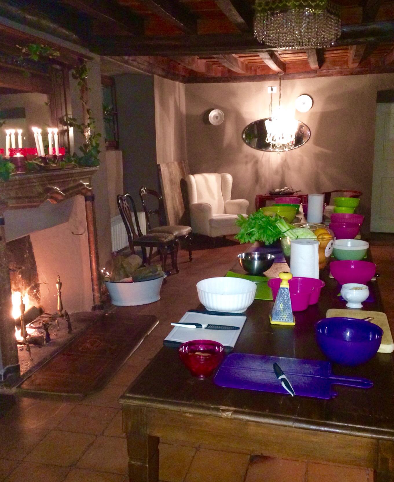 La mia preparazione al natale 2014 - Corsi cucina piacenza ...