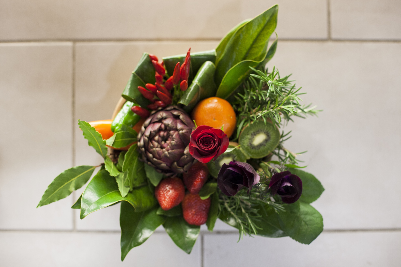 Natale 2015 flowers kitchen - Corsi cucina piacenza ...