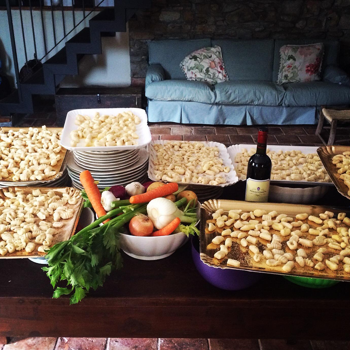 Corso di cucina gli gnocchi mercoledi 9 marzo 2016 - Corsi cucina piacenza ...