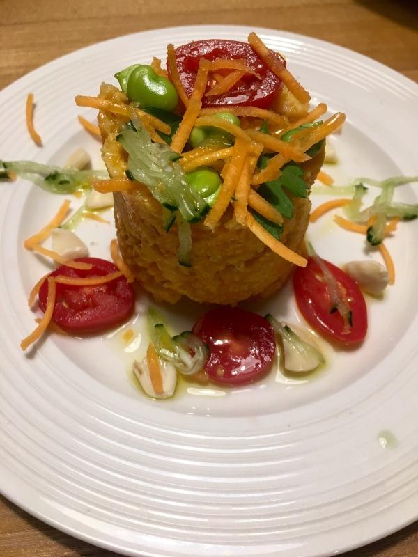 Insalata di miglio con legumi e verdure crude - Corsi cucina piacenza ...